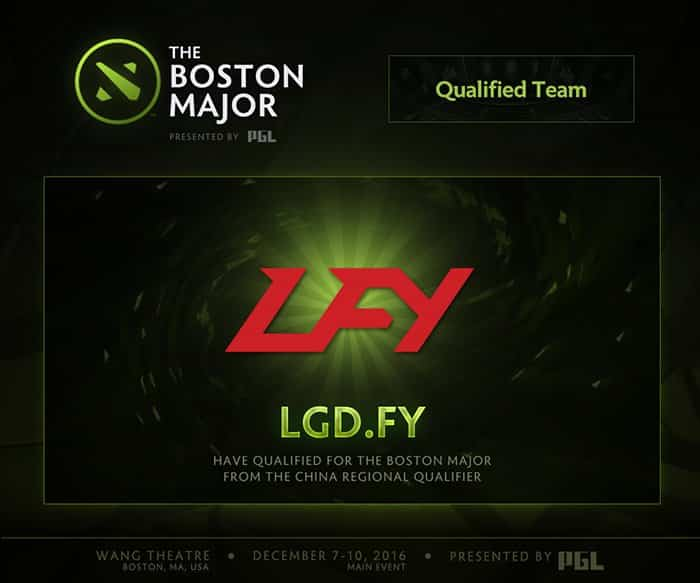 the boston major lgd forever young