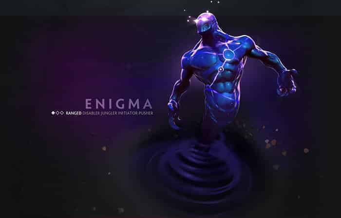 dota 2 enigma new model