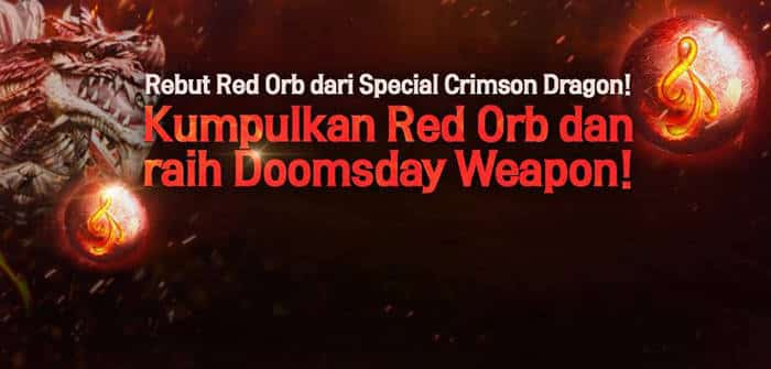 evilbane crimson dragon red orb