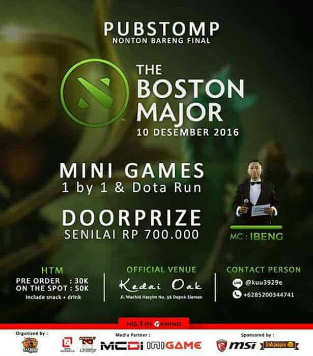 pubstomp the boston major by halberd indonesia