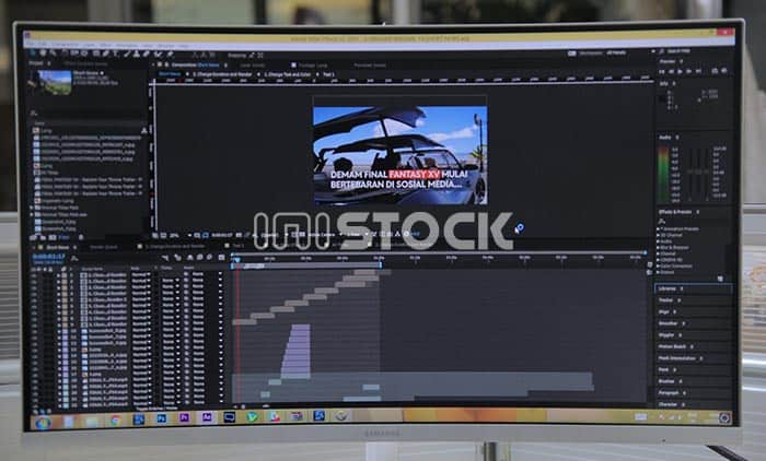 samsung-advanced-curved-monitor-cf59-editing-review
