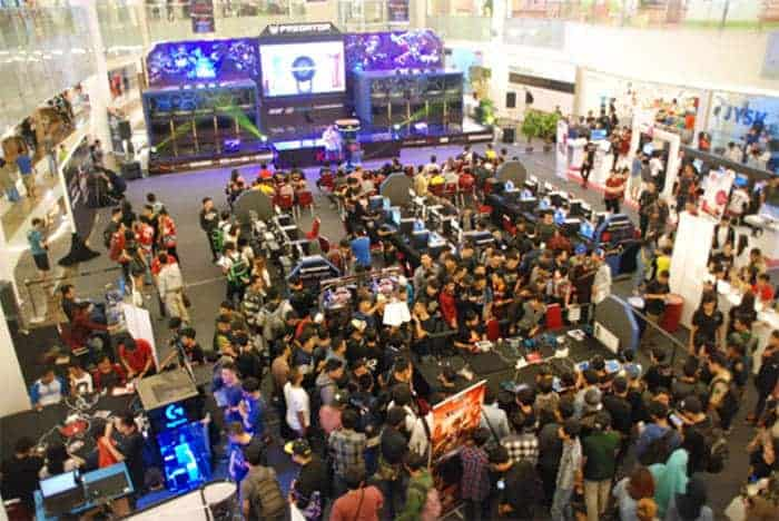 world of gaming grand finale 2016 area