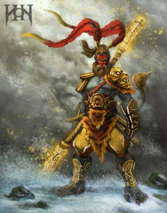 heroes of newerth monkey king