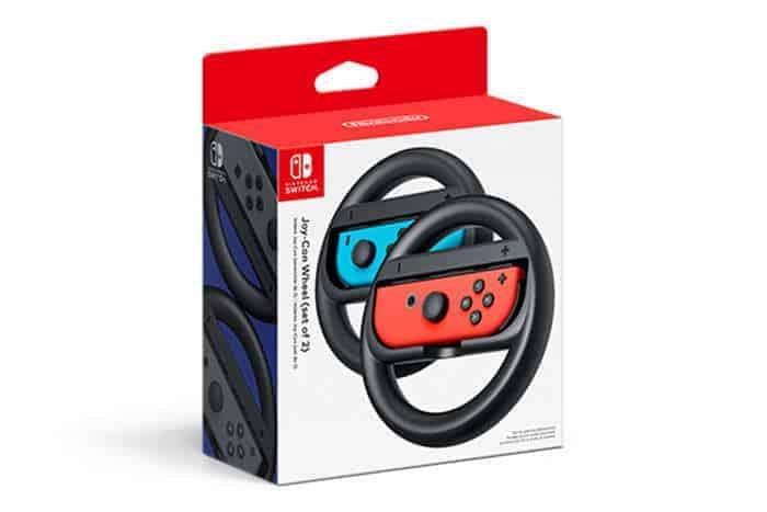 nintendo switch joy con wheel