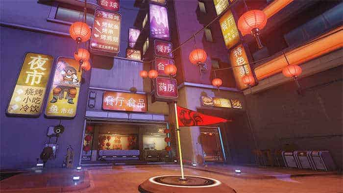overwatch year of the rooster capture the flag