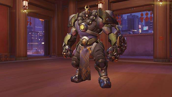 reinhardt year of the rooste rskin