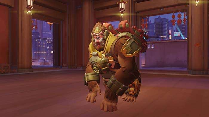 winston year of the rooster skin