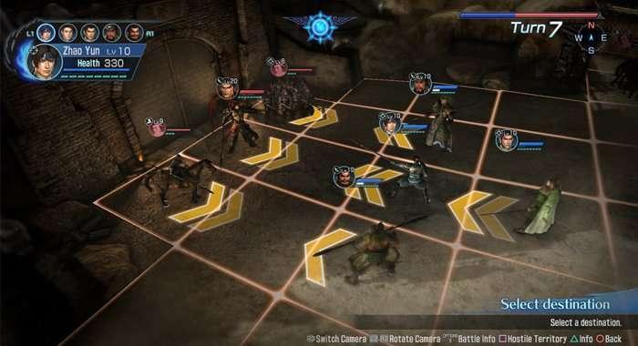 dynasty warriors godseekers gameplay