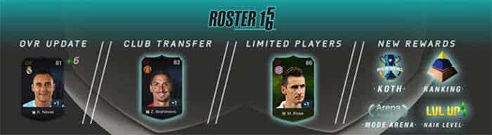 fifa online 3 indonesia champion arena roster update