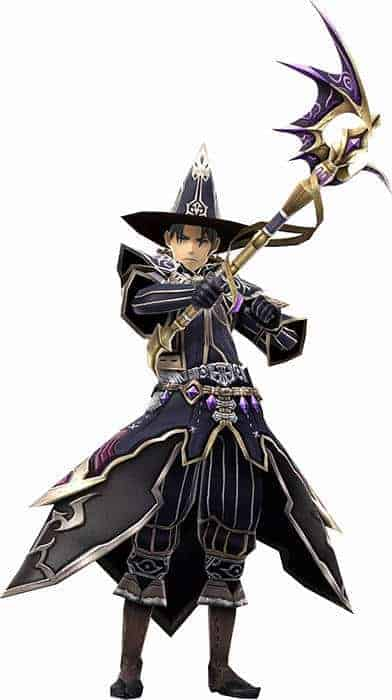 final fantasy explorers force black mage