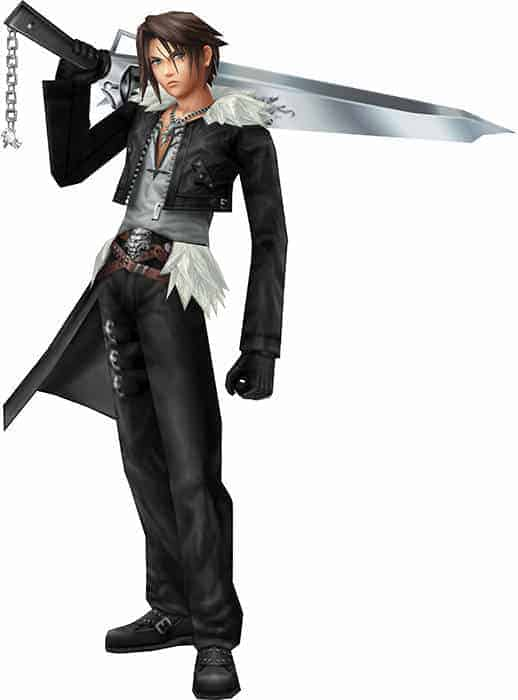 final fantasy explorers force squall