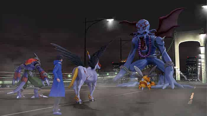 digimon story cyber sleuth hackers memory boss