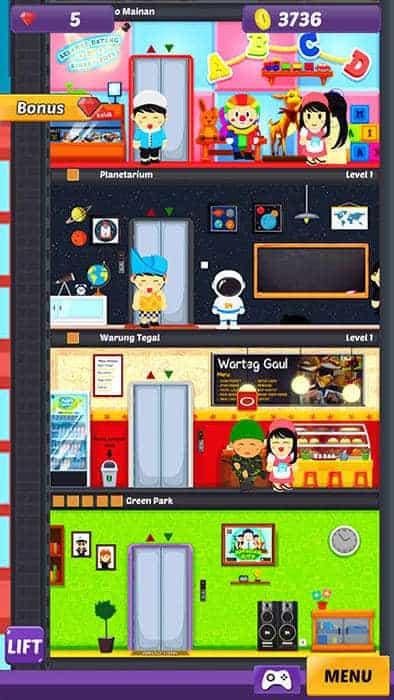 juragan hotel gameplay