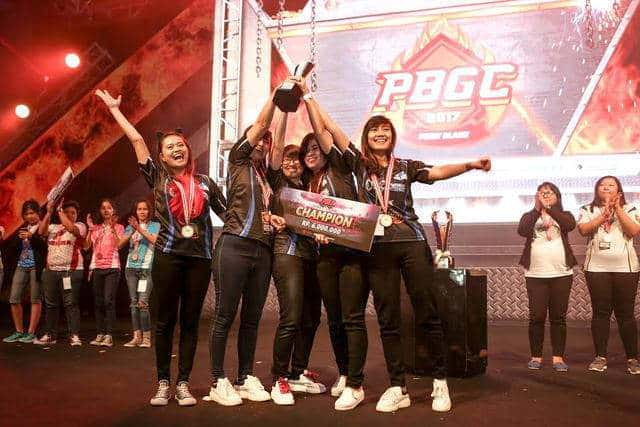 point blank ladies championship 2017
