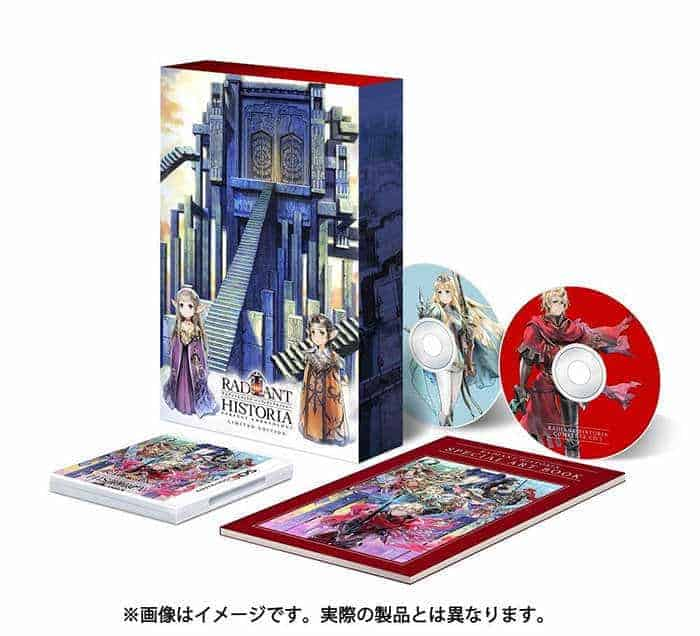 radiant historia perfect chronology perfect edition