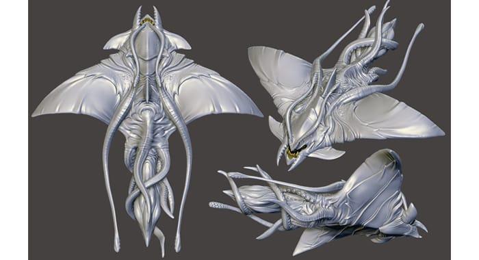 dota 2 prototype - viper 2