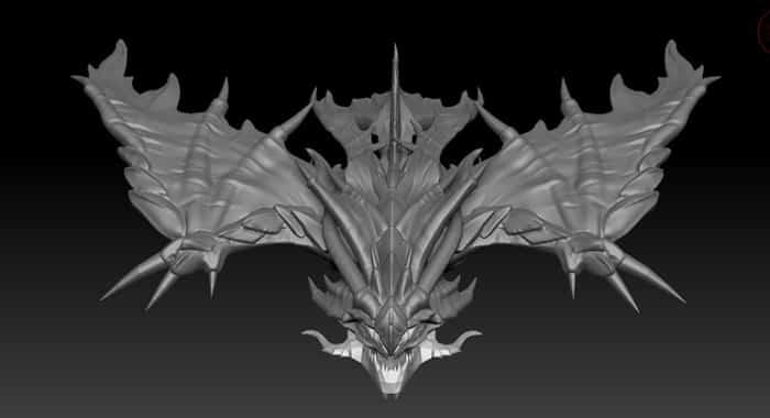 dota 2 prototype - viper 1