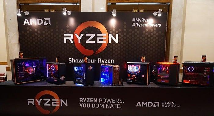 Ryzen 5 Booth