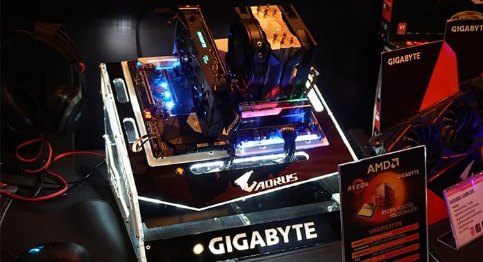 ryzen 5 - gigabyte