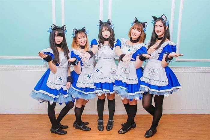 Penasaran dengan siapa saja maid yang akan mengisi acara ini? Berikut adalah para maid yang bisa kamu temui nantinya.