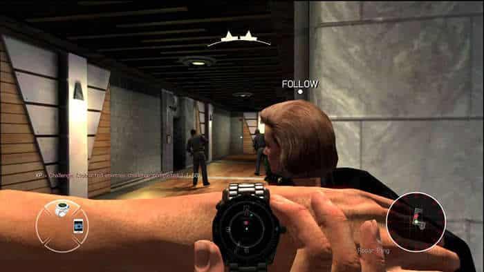 007 legends watch