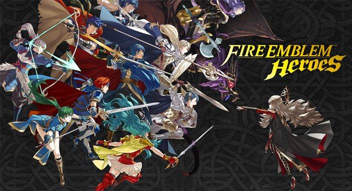 koei tecmo - fire emblem heroes