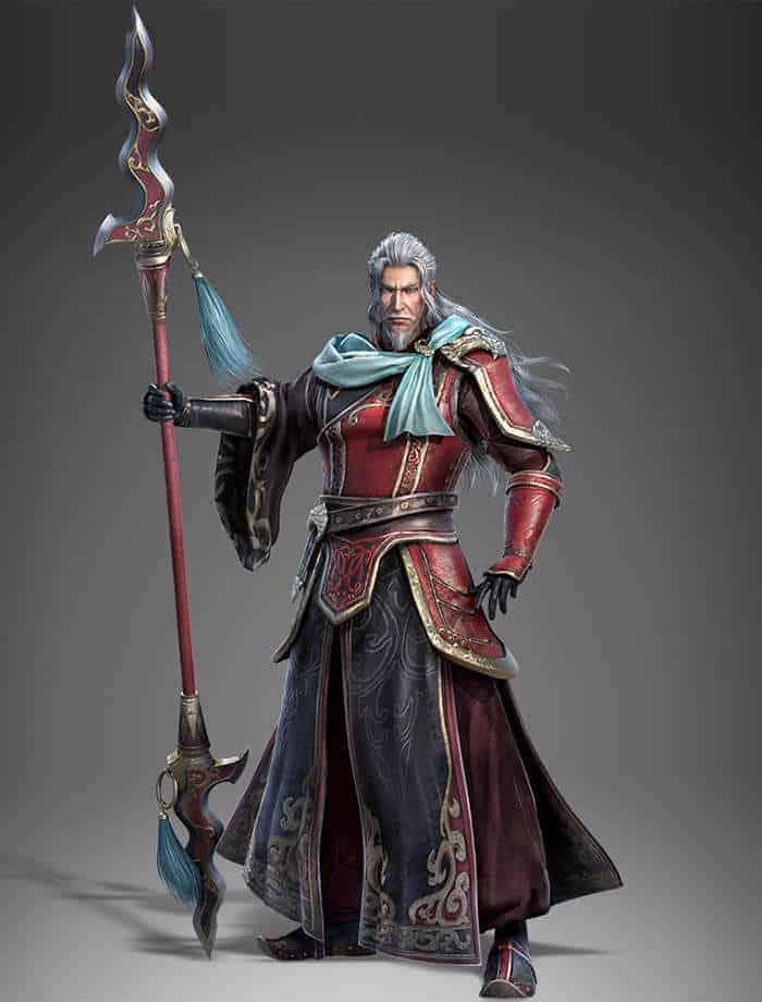 dynasty warrior 9 cheng pu