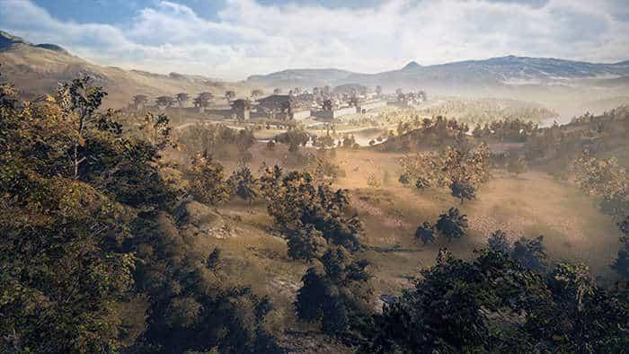 dynasty warrior 9 scenery