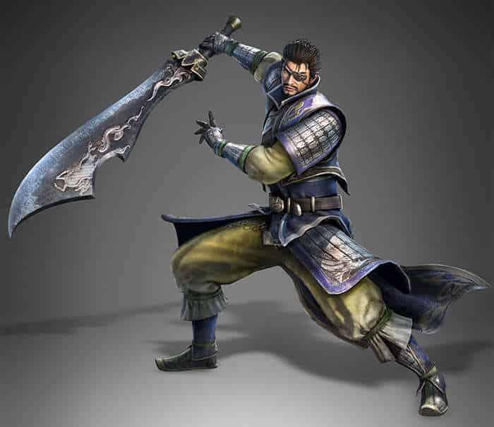 dynasty warrior 9 xiahou dun