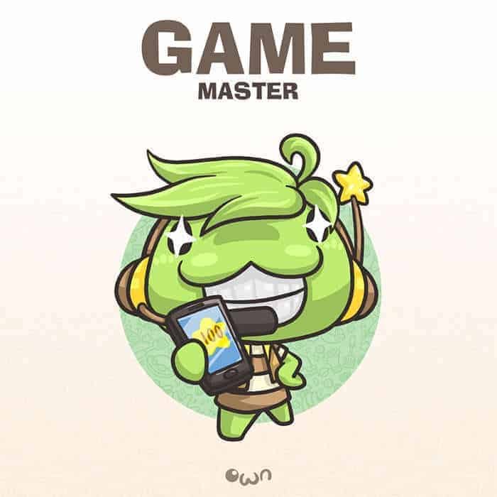 own games game master