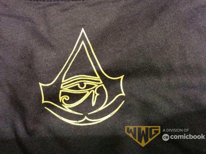assassin's creed origins leak logo