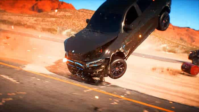 need for speed payback gameplay trailer slow motion