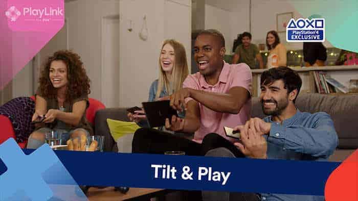 playlink tilt