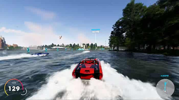 the crew 2 gameplay screenshot boat