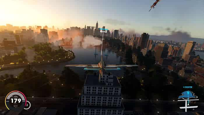 the crew 2 gameplay screenshot plane