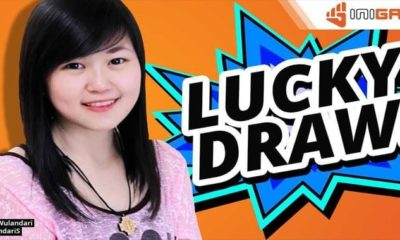 lucky draw compfest 2014
