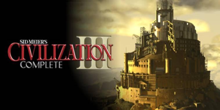 Civilization III Logo