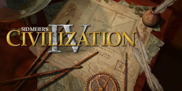 Civilization IV Logo