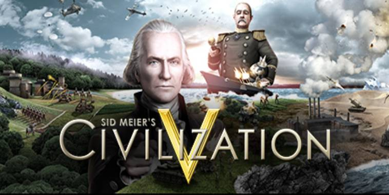 Civilization V Logo