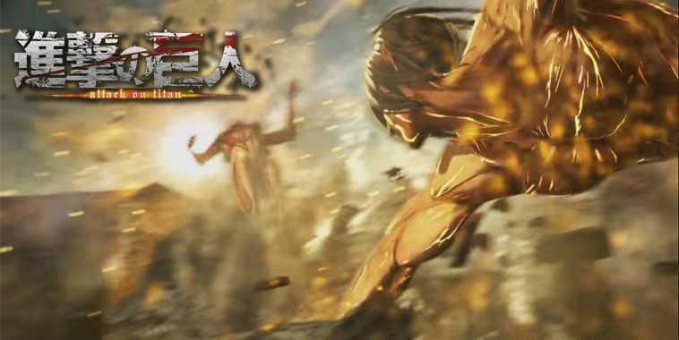 Attack on Titan New Trailer