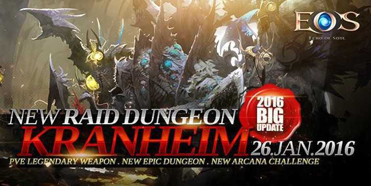 Echo of Soul Online Indonesia - Kranheim