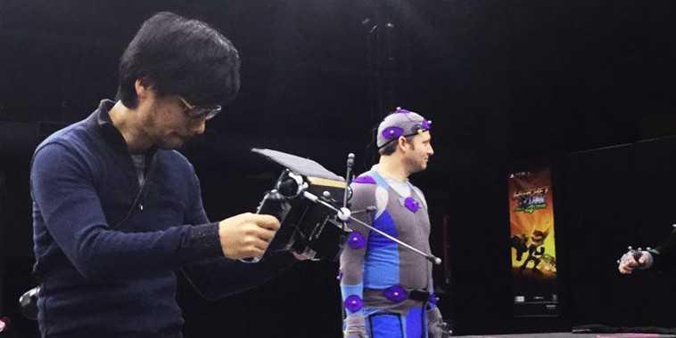 Hideo Kojima - Sony's VASG