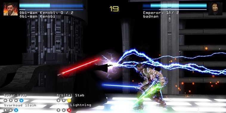 Jedi Fighter Mod