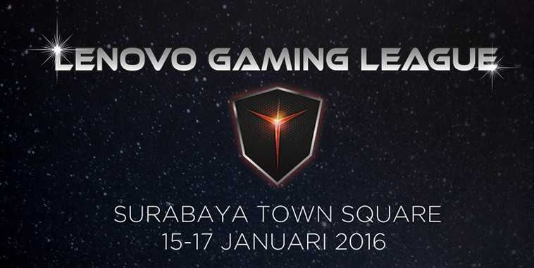 Lenovo Gaming League Surabaya