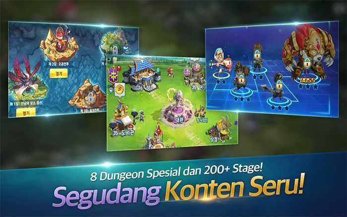 mystic kingdom indonesia netmarble 8 special dungeon