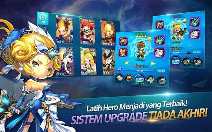 mystic kingdom indonesia netmarble system upgrade