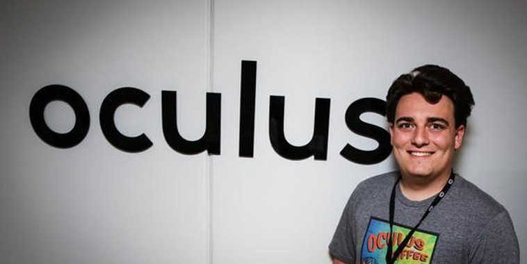 Palmer Luckey - Oculus