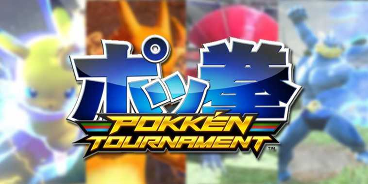Pokken Tournament Characters