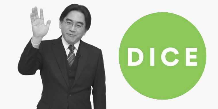 Satoru Iwata D.I.C.E. Awards