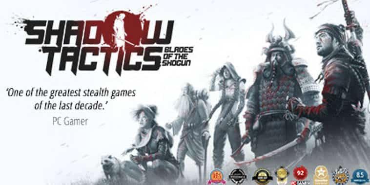 INI Spesifikasi PC untuk Shadow Tactics: Blades of the Shogun